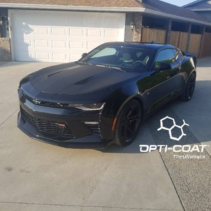 camaro opti-coat, ceramic coating kelowna