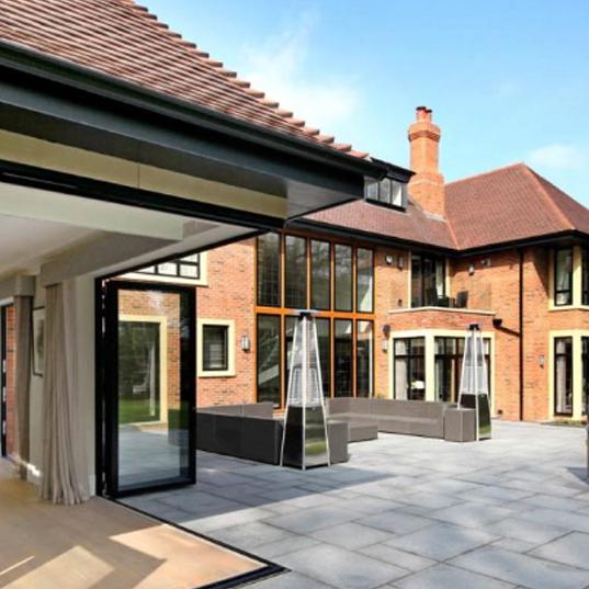 Glass Box Extension Architectural Services Harrogate