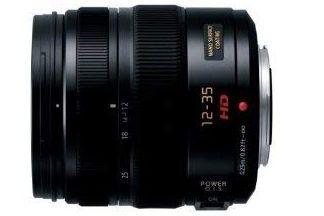 Panasonic Lumix H-HS12035 Lens
