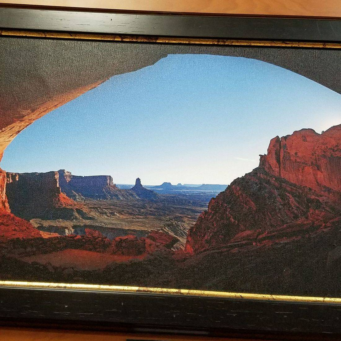Photography for sale st george utah sunset framer