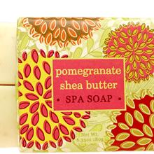 Pomegranate Shea Butter Spa Soap