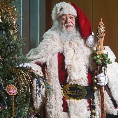 Lyle Kroon as Santa