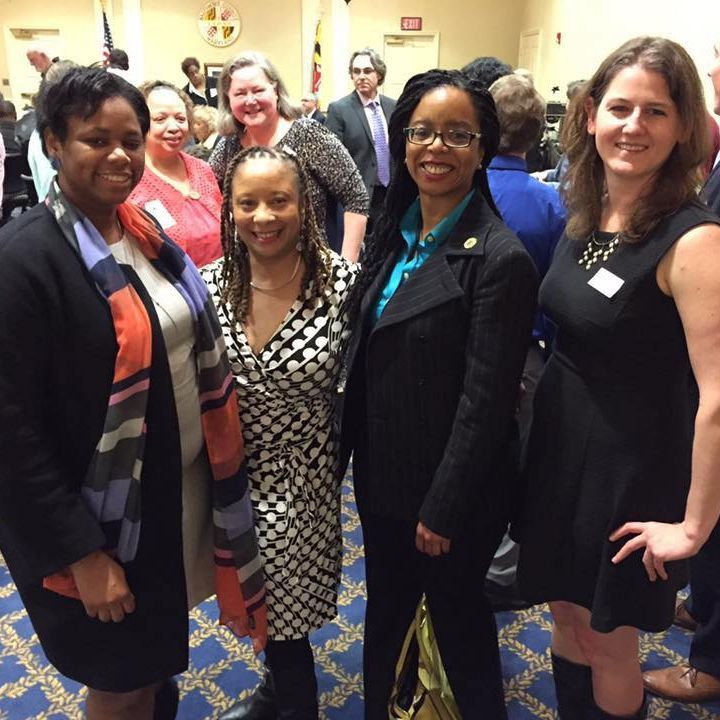 MD Black Caucus EJ Luncheon 2017