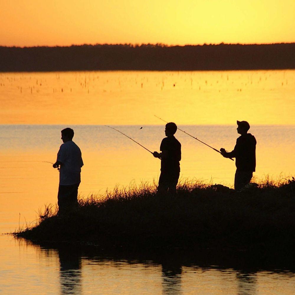 sunrise, Natchitoches, fishing, red river, bank, sunset, bass, catfish