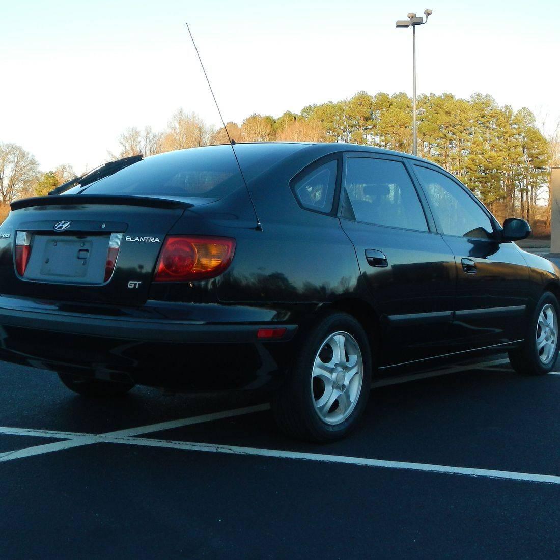 2003 Hyundai Elantra GT