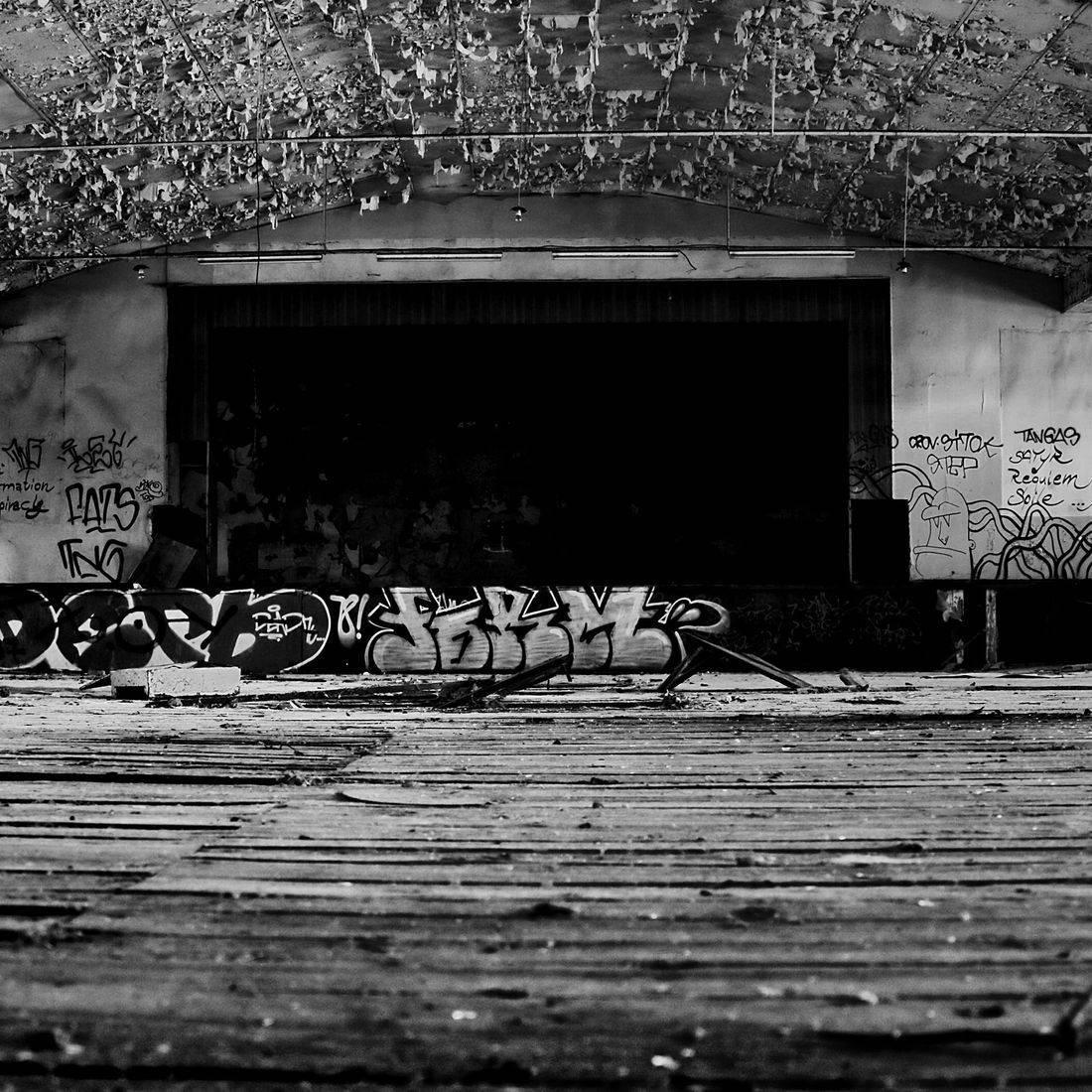 Urbex Photography Kaserne Krampnitz