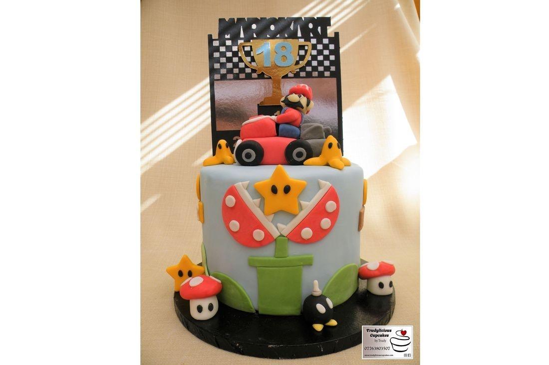 Mario Kart theme