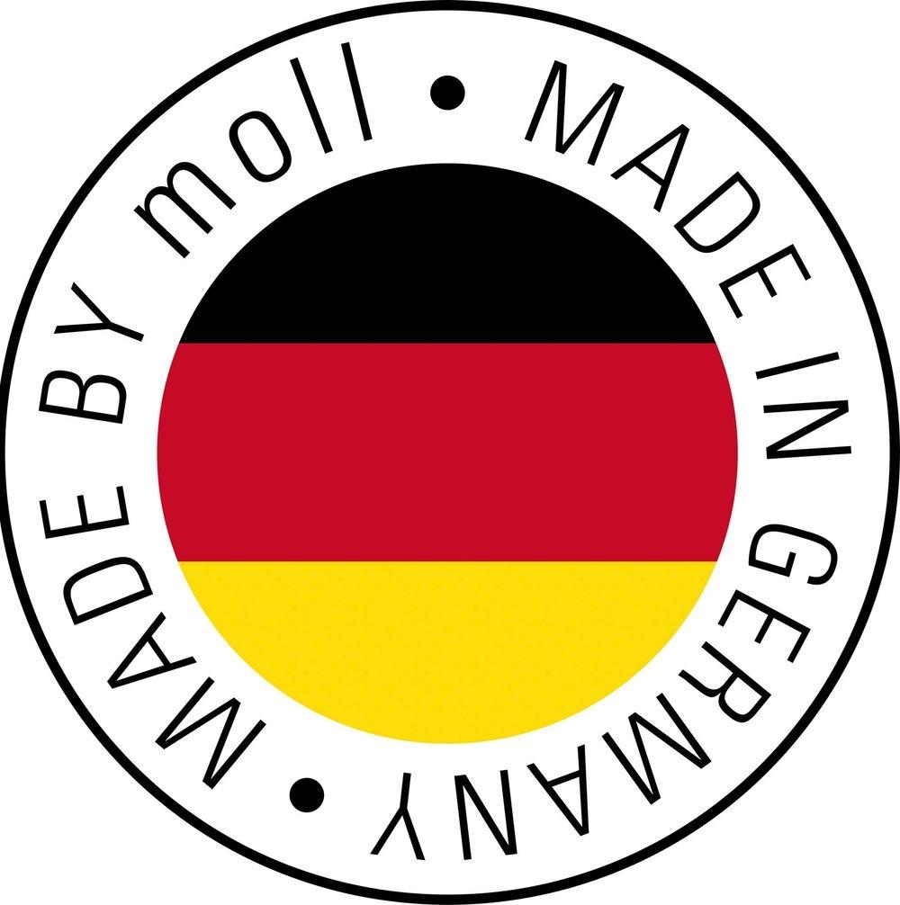 Certificazioni prodotti ergonomici Moll