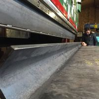 Steel Bending Services Cleveland Ohio