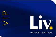Liv VIP membership