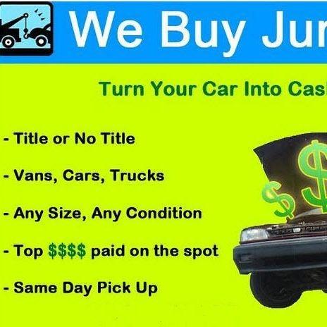 Cash For Junk