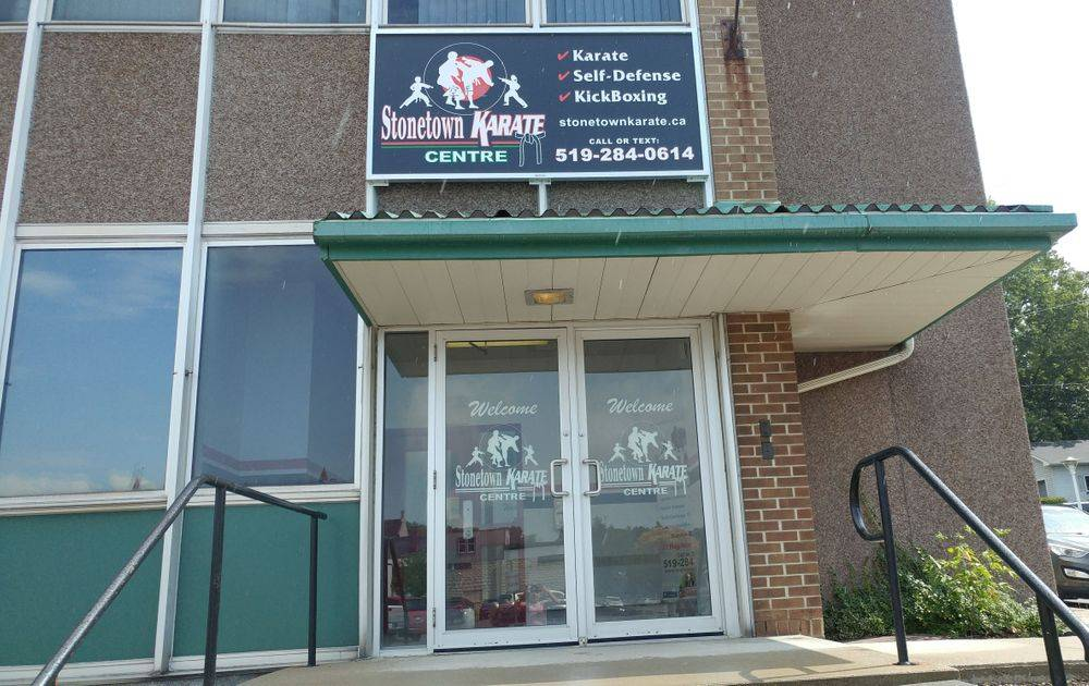 Karate and Cardio Kickboxing Classes in St.Marys Ontario