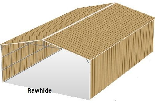 Rawhide Color Structures