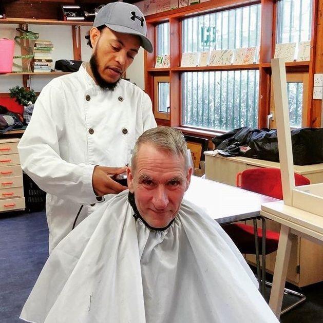 Barber Ashu