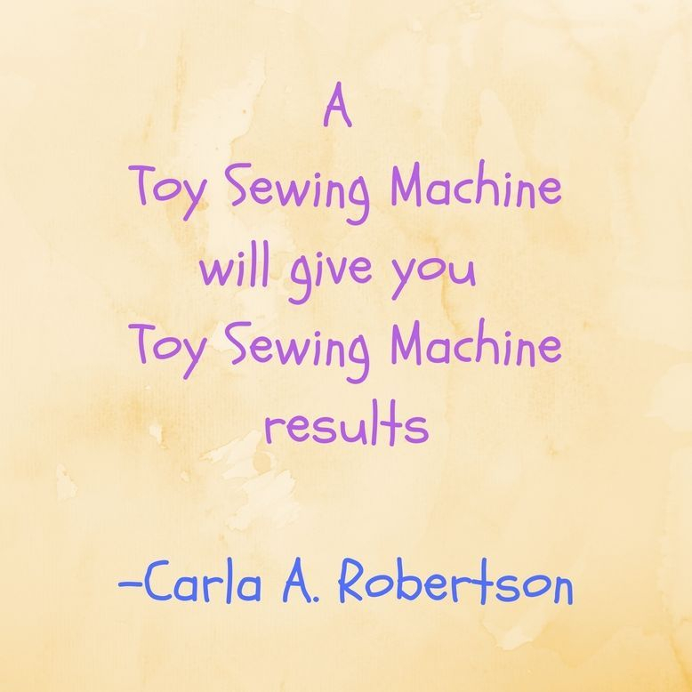 #cadelecreations #toysewingmachine