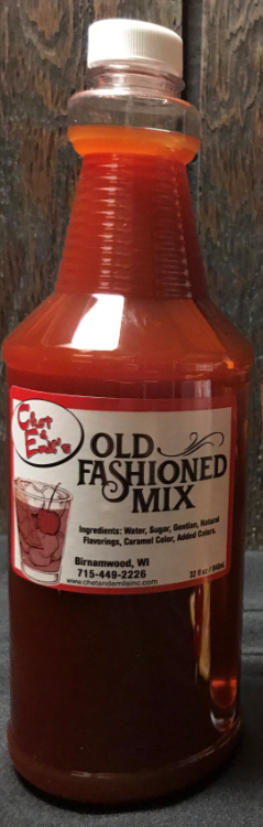 Old Fashioned Mix