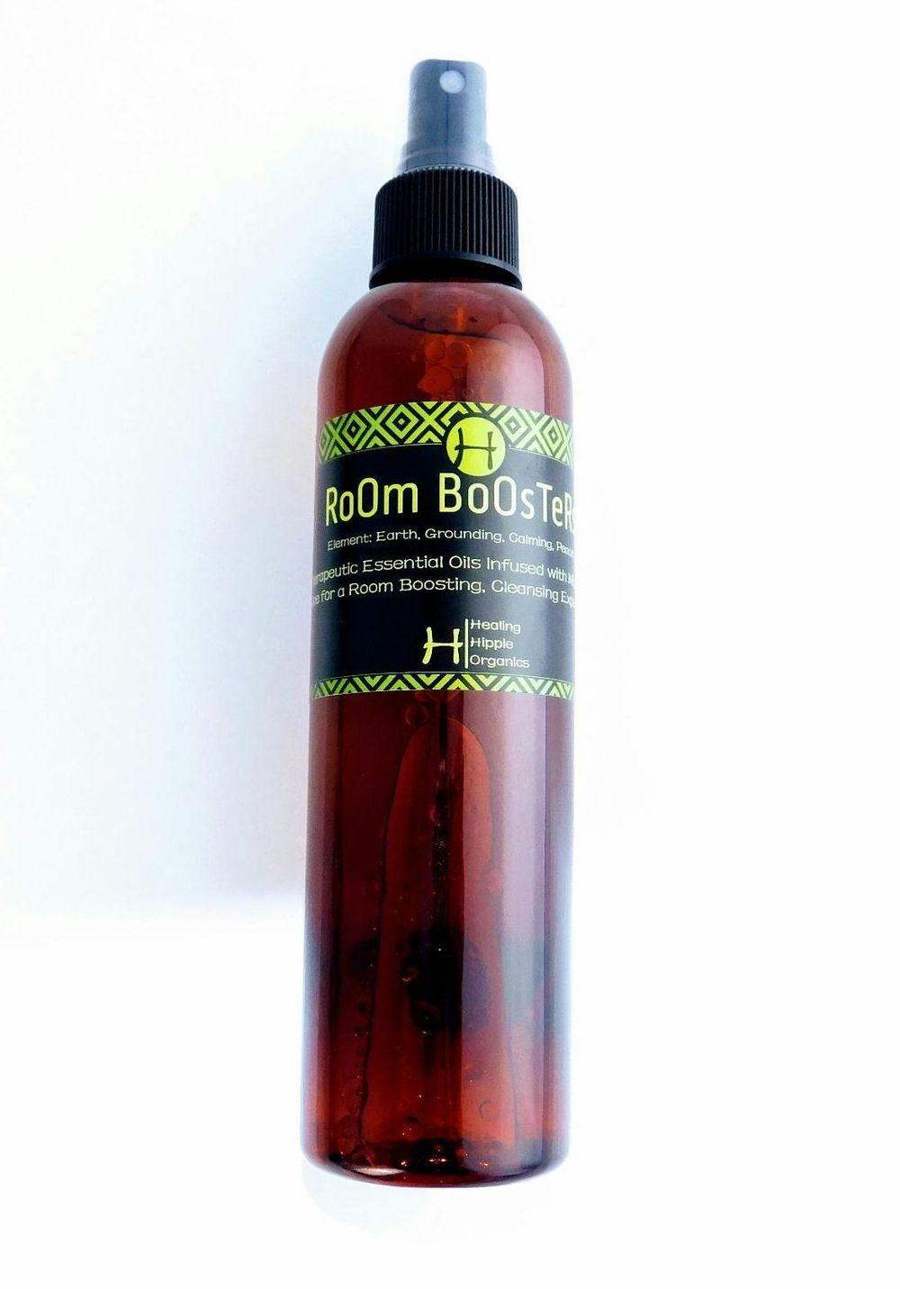 Room Booster Earth, Healing Hippie Organics, Boise, Idaho, USA