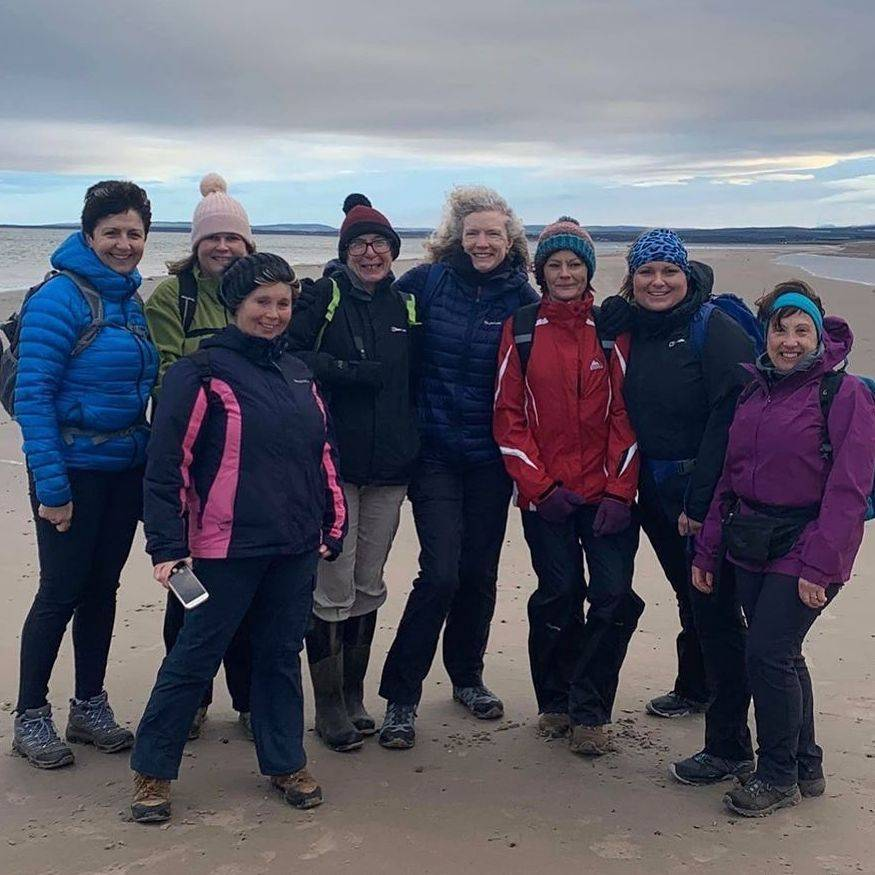 Walking group in inverness