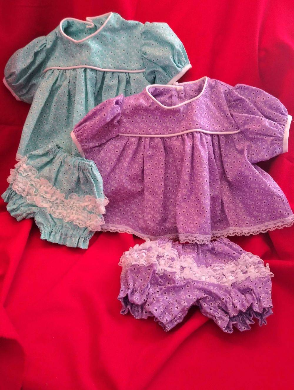 Newborn Outfits, Newborn Dress, Baby Clothes, Infant Clothes, Doll Dress