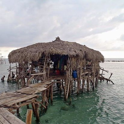Pelican Bar,  St. Elizabeth, Jamaica
