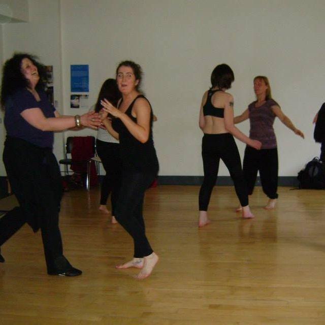 Earthmoves dance tuition energy joyful