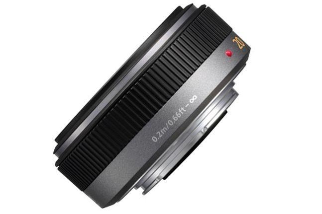 Panasonic Lumix H-H020E Lens