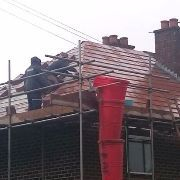 New roof in Middlesbrough