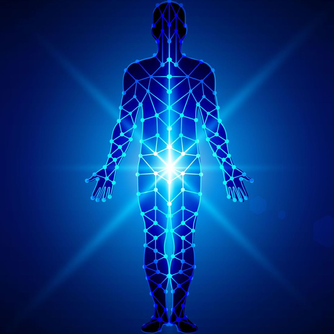 Creating the correct frequencies in the body using biofeedback