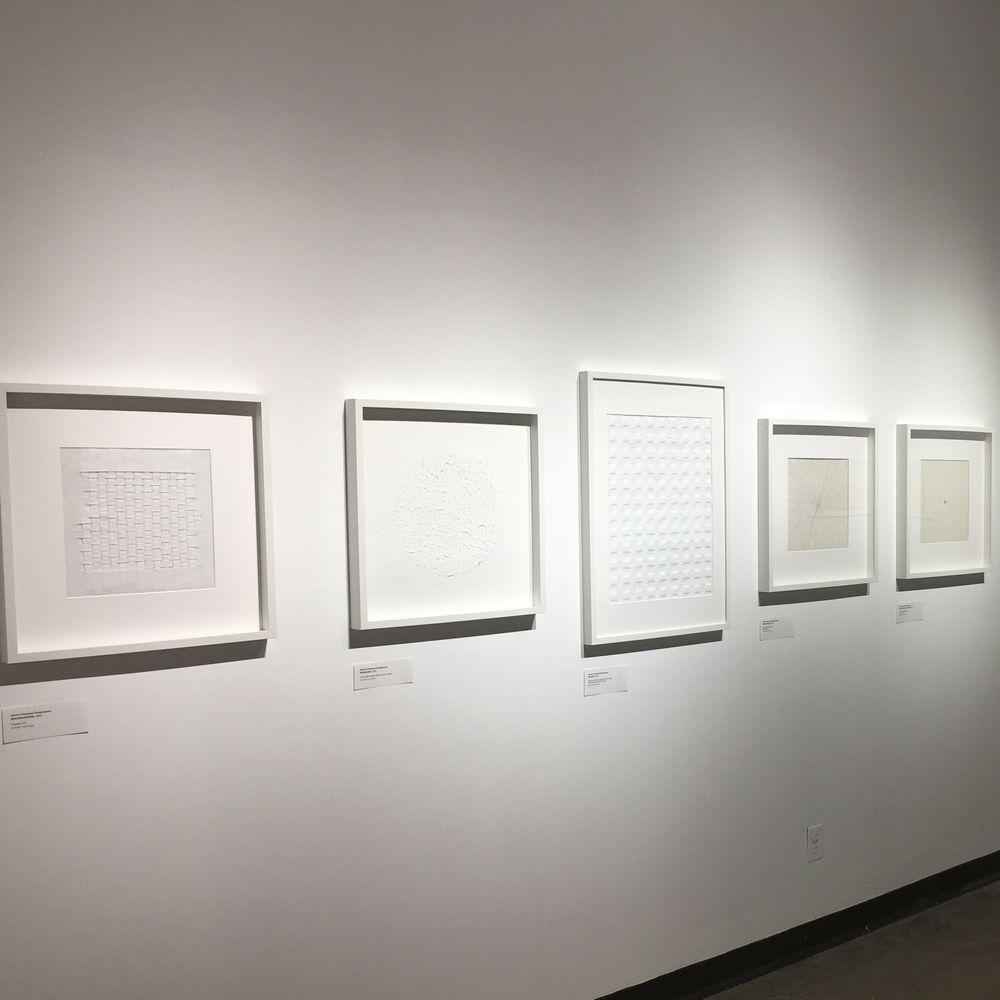 Hanna Yokozawa Farquharson Calling textile art artist