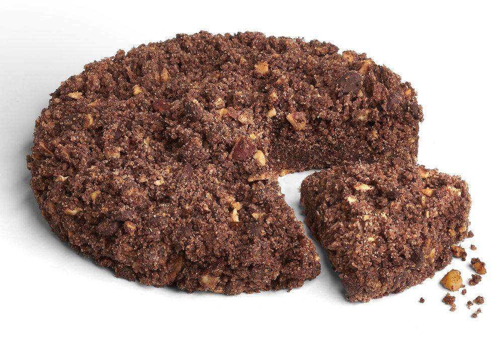 Streusel-Kuchen Schoko