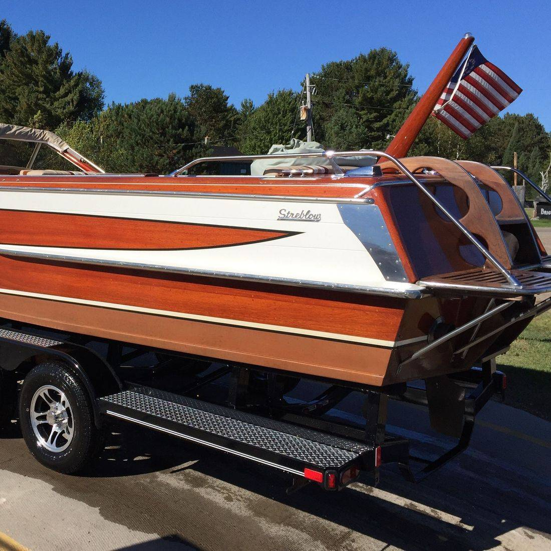 Streblow boat for sale at Bergersen Boat