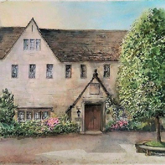 Gyde House - Painswick