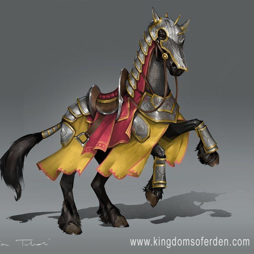 Royal Charger
