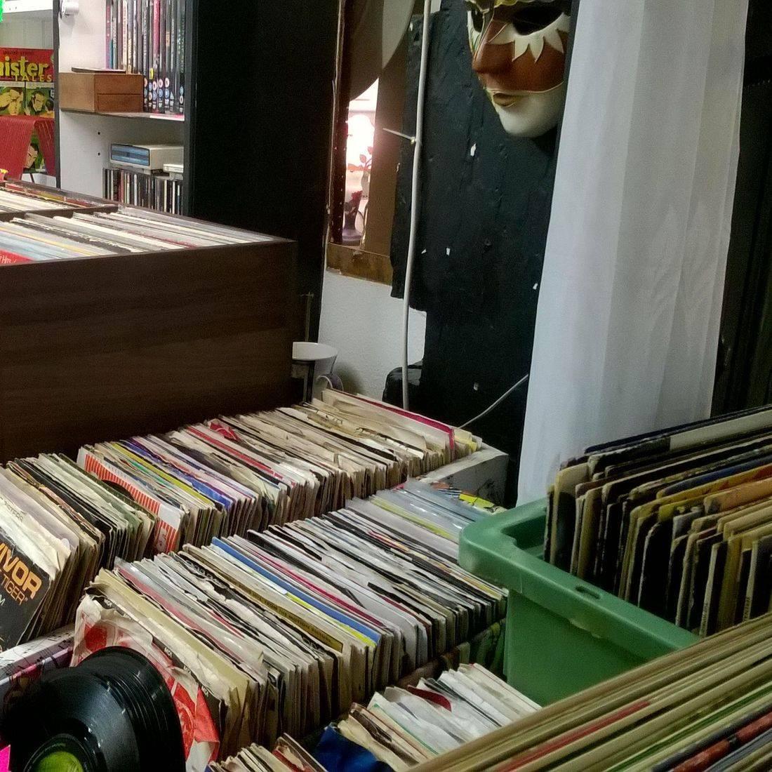 Vinyl records Hythe Kent
