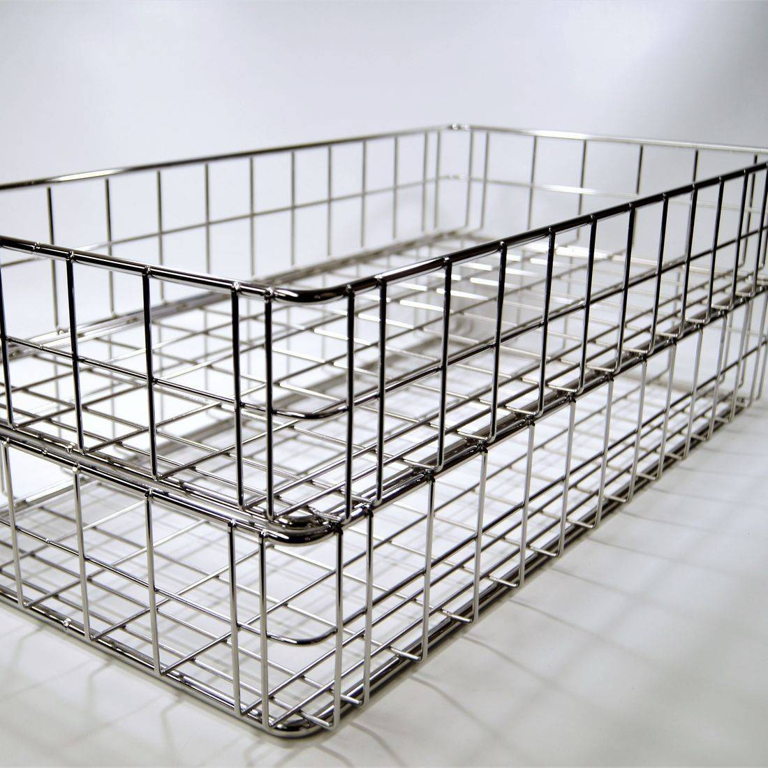 wire stacking basket