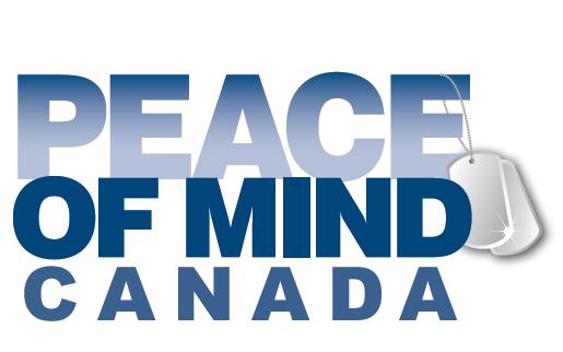 peace of mind logo canada