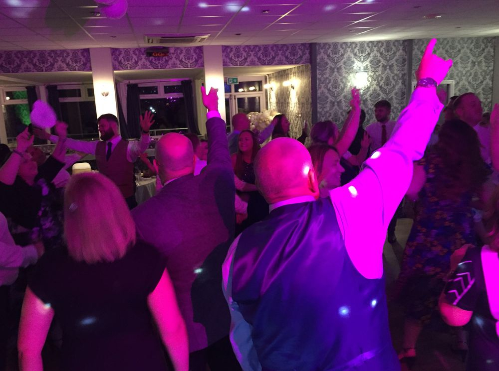 Wedding DJ in Wigan