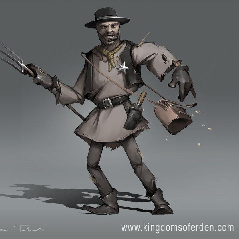 Scarecrow Ranger