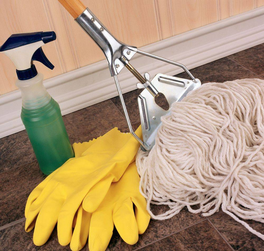 Cleaning Materials Used by AIM Cleaning Services for Commercial Cleaning Services in Milwaukee, WI