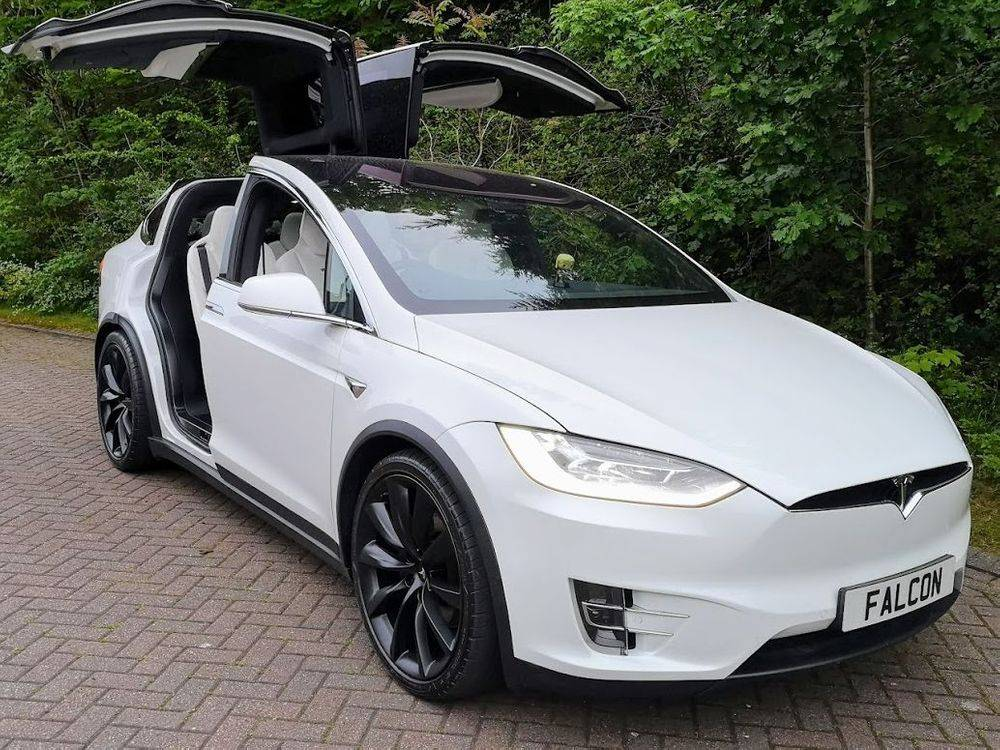 Falcon Tesla Wedding Cars Lancashire Cheshire North West