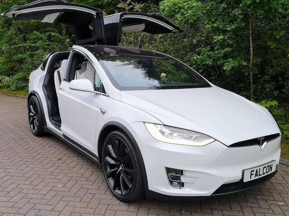 Falcon Tesla Wedding Cars Lancashire Cheshire North West