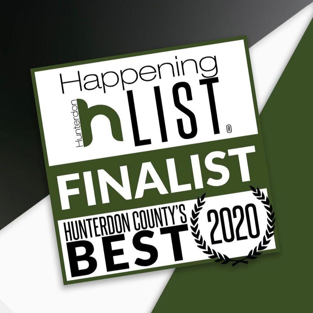 Hunterdon Happening List Finalist