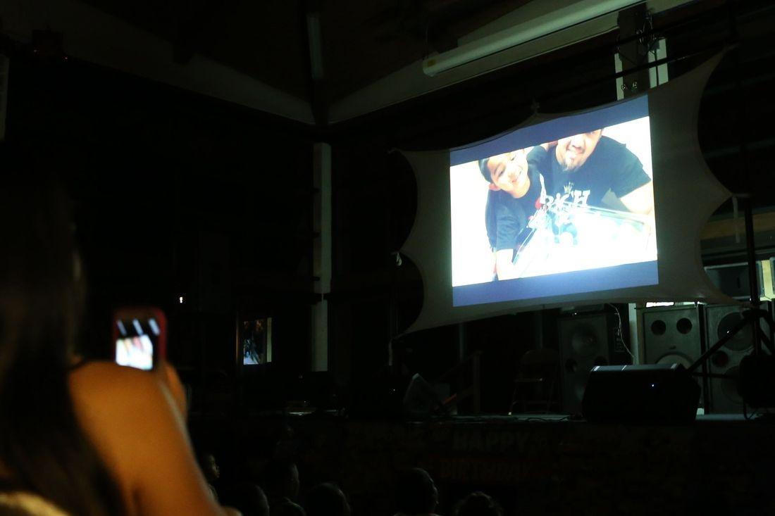 Hawaii DJ, Slideshow & projection