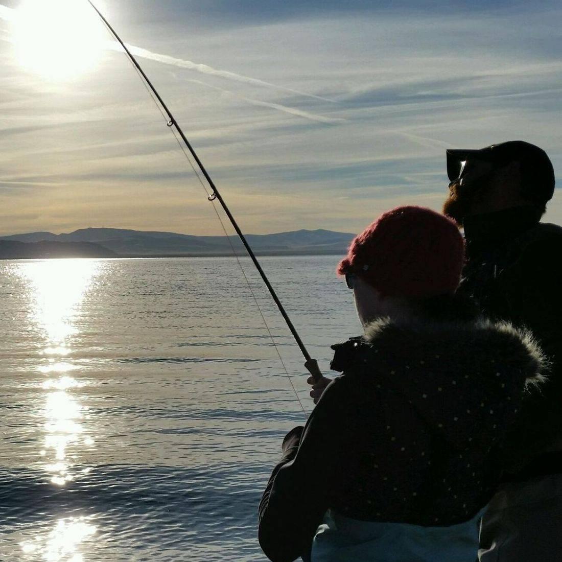 Pyramid Lake, Pyramid lake Nevada, Lahontan Cutthroat trout, trout, big trout, large trout, trout fishing, fly fishing, fishing, ladder fishing, nymph, beetle, midge, popcorn beetle, guide, guide service, Orvis, Orvis adventures, Orvis fly fishing, Orvis endorsed, Orvis endorsed guide