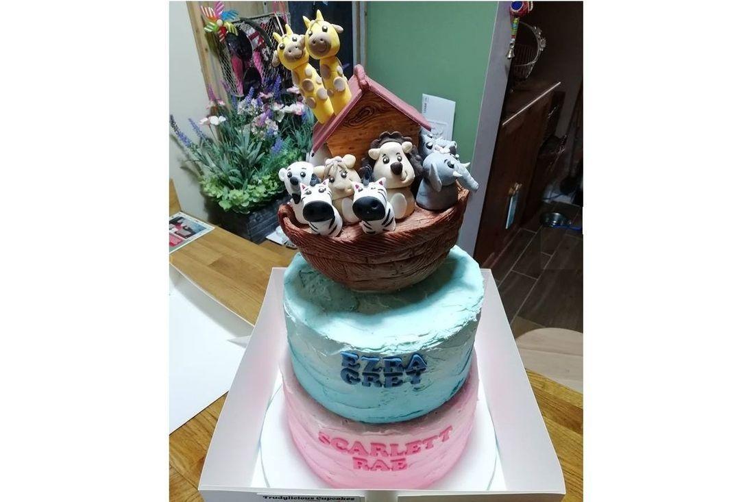 Arc Cake