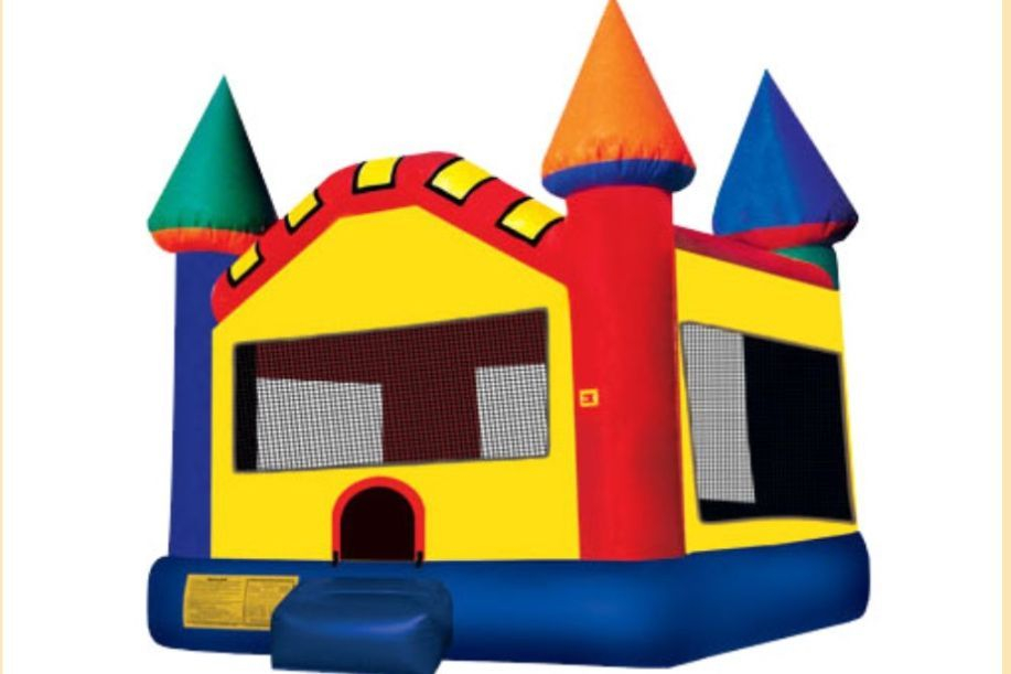 15x15 Castle bounce house Inflatable Rental