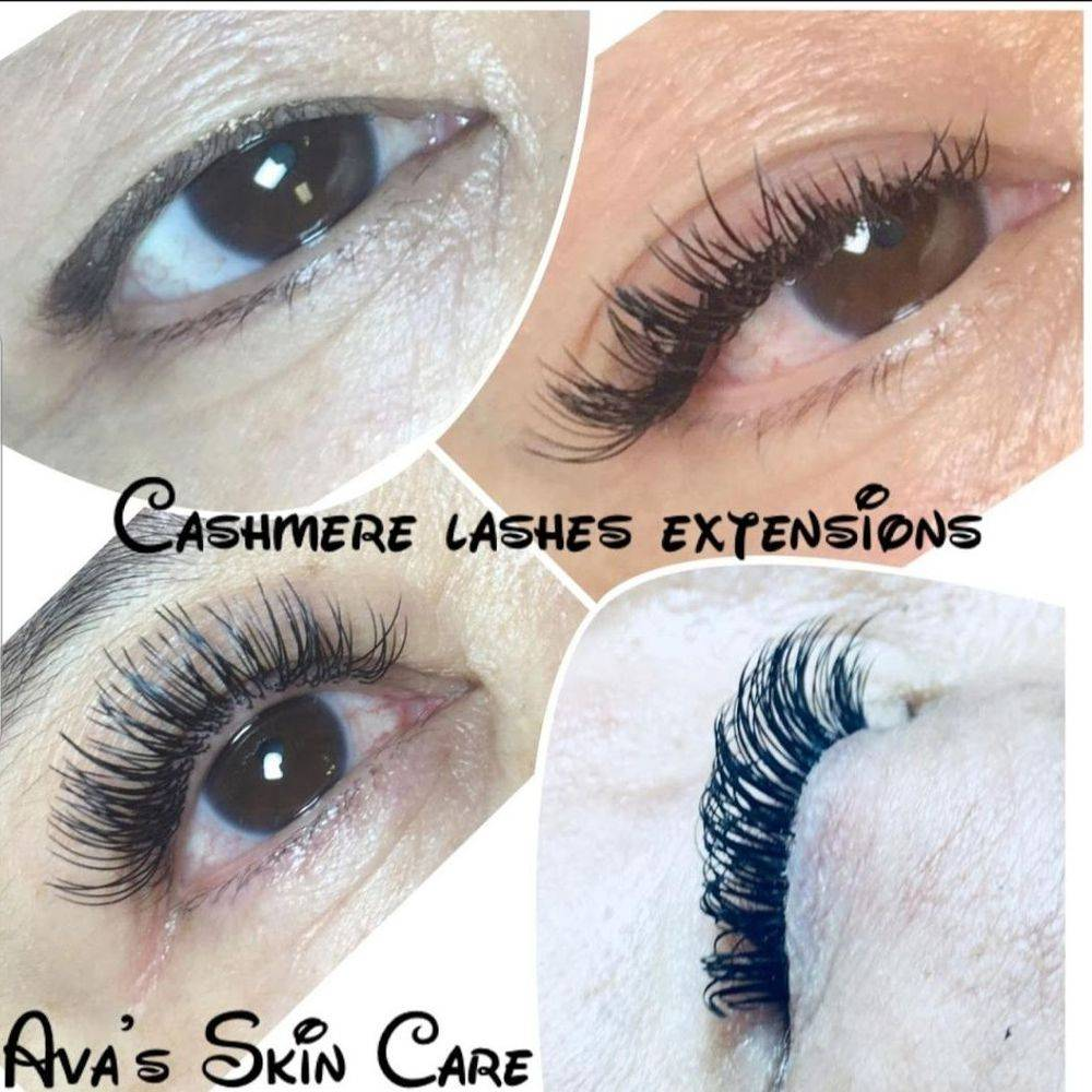 Cashmere Lash Extensions By Ava