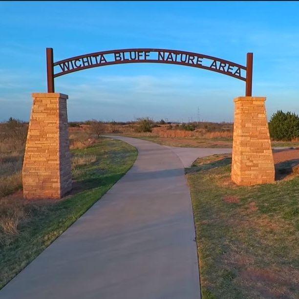 Wichita Falls, TX Bluff Nature Area