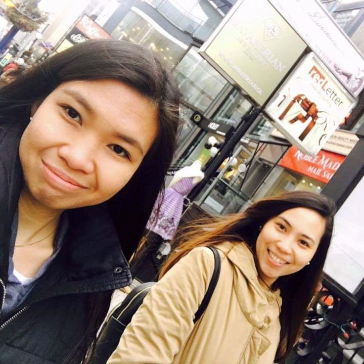 2 Nurses from the Philippines to Canada now Resident