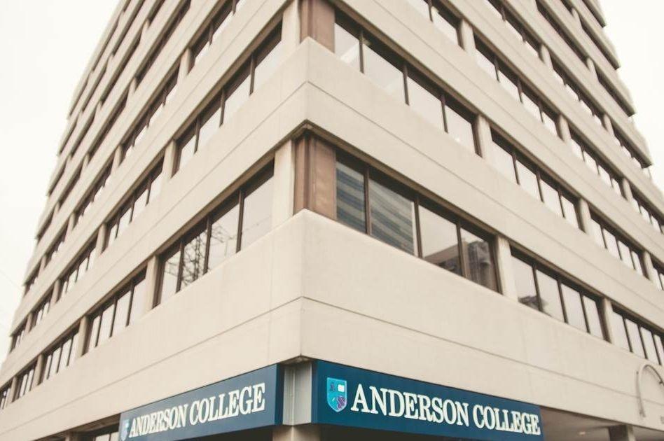 anderson college
